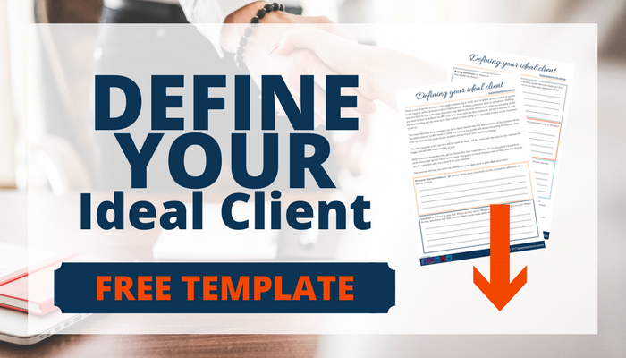 define your ideal client