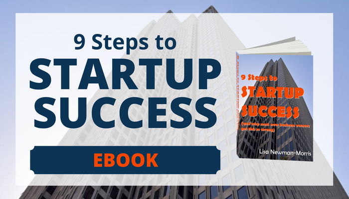 9 steps to STARTUP SUCCESS ebook