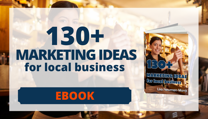 130+ Marketing Ideas for Local Business