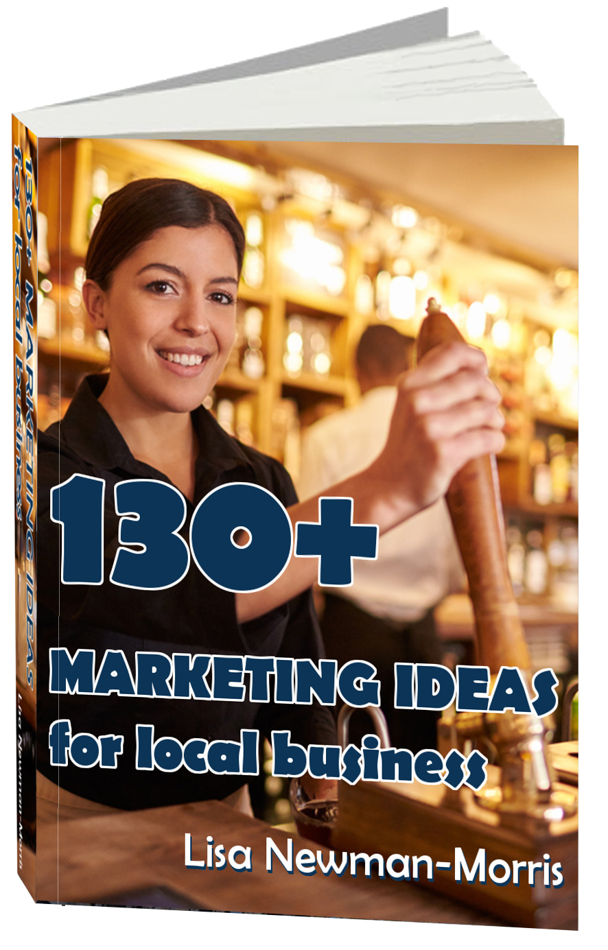 marketing ideas for local business