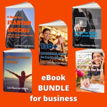 eBook BUNDLE for business