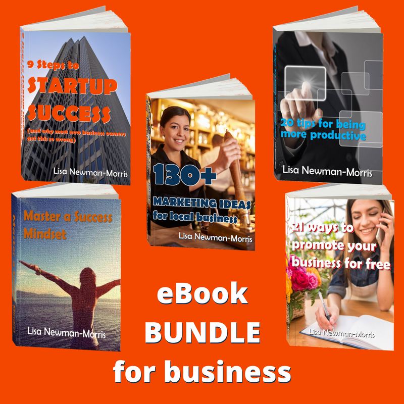 eBook BUNDLE for business