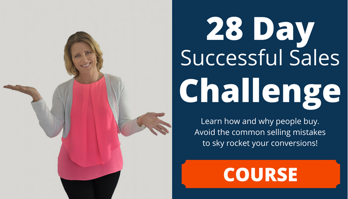 28 Day Successful Sales Challenge Course